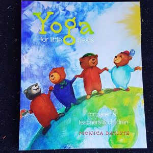 yoga for little bears