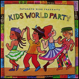 Putumayo World Music CDs